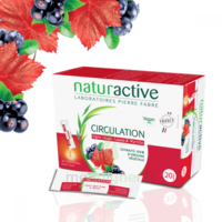 Naturactive Phytothérapie Fluides Solution Buvable Circulation 20 Sticks/10ml à Hayange
