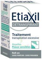 Etiaxil Aisselles Détranspirant Peau Sensibles Roll-on/15ml à Hayange