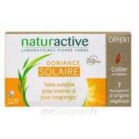 Naturactive Doriance Solaire 2x30 Capsules + 1 Collier Offert à Hayange