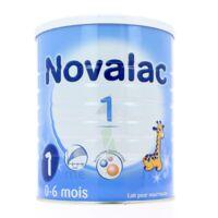 Novalac 1 Lait En Poudre 1er âge B/800g à Hayange