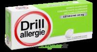 Drill 10 Mg Comprimés à Sucer Allergie Cétirizine Plq/7 à Hayange