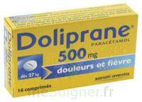 Doliprane 500 Mg Comprimés 2plq/8 (16) à Hayange