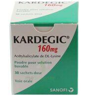 Kardegic 160 Mg, Poudre Pour Solution Buvable En Sachet à Hayange