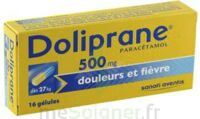 Doliprane 500 Mg Gélules B/16 à Hayange