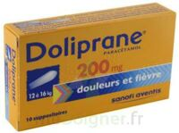 Doliprane 200 Mg Suppositoires 2plq/5 (10) à Hayange