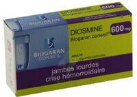 Diosmine Biogaran Conseil 600 Mg, Comprimé Pelliculé à Hayange