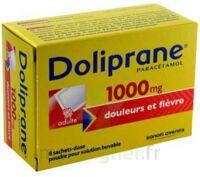 Doliprane 1000 Mg Poudre Pour Solution Buvable En Sachet-dose B/8 à Hayange