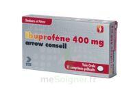 Ibuprofene Arrow Conseil 400 Mg, Comprimé Pelliculé à Hayange