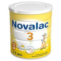 Novalac 3 Lait De Croissance B/800g à Hayange