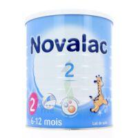 Novalac 2 Lait En Poudre 2ème âge B/800g* à Hayange