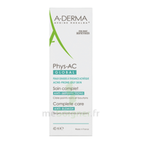 Aderma Phys'ac Global Soin Imperfection Sévères 40ml à Hayange