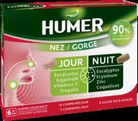 Humer Nez/gorge Jour&nuit 15 Comprimés à Hayange