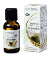 Naturactive Respiration Complex Huiles Essentielles Bio 30ml à Hayange