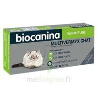 Biocanina Multivermyx Comprimés Vermifuge Chat B/2 à Hayange