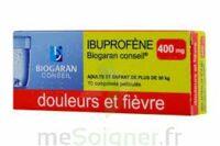 Ibuprofene Biogaran Conseil 400 Mg, Comprimé Pelliculé à Hayange