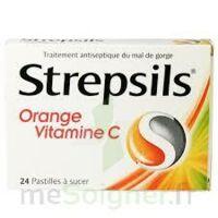 Strepsils Orange Vitamine C, Pastille à Hayange