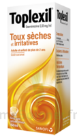 Toplexil 0,33 Mg/ml, Sirop 150ml à Hayange