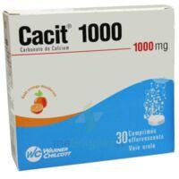 Cacit 1000 Mg, Comprimé Effervescent à Hayange
