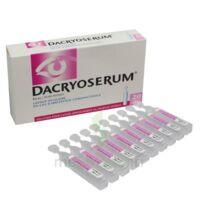 Dacryoserum Solution Pour Lavage Ophtalmique En Récipient Unidose 20unidoses/5ml à Hayange