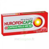 Nurofencaps 400 Mg Caps Molle Plq/10 à Hayange