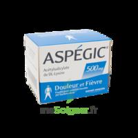 Aspegic 500 Mg, Poudre Pour Solution Buvable En Sachet-dose 20 à Hayange