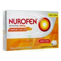 Nurofen 200 Mg, Comprimé Orodispersible à Hayange