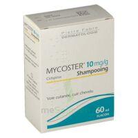 Mycoster 10 Mg/g Shampooing Fl/60ml à Hayange