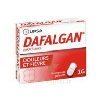 Dafalgan 1000 Mg Comprimés Pelliculés Plq/8 à Hayange