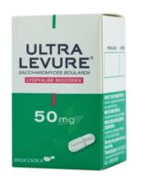 Ultra-levure 50 Mg Gélules Fl/50 à Hayange