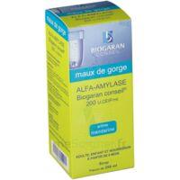 Alfa-amylase Biogaran Conseil 200 U.ceip/ml, Sirop à Hayange
