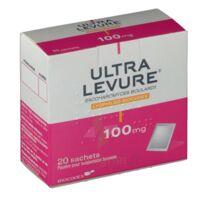 Ultra-levure 100 Mg Poudre Pour Suspension Buvable En Sachet B/20 à Hayange