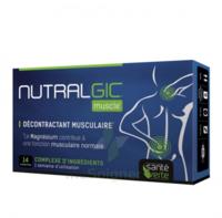 Nutralgic Muscle Comprimés Décontractant Musculaire B/14 à Hayange