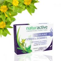 Naturactive Seriane Stress Et Sommeil 30gélules à Hayange