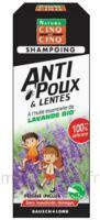 Cinq Sur Cinq Natura Shampooing Anti-poux Lentes Lavande 100ml à Hayange