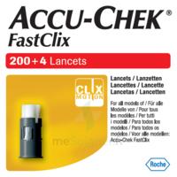 Accu-chek Fastclix Lancettes B/204 à Hayange