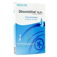 Desomedine 0,1 % Collyre Sol 10fl/0,6ml à Hayange