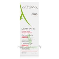 Aderma Derm'intim Ph 8 Gel De Toilette Apaisant 200ml à Hayange