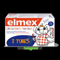 Elmex Duo Dentifrice Enfant, Tube 50 Ml X 2 à Hayange