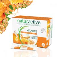 Naturactive Phytothérapie Fluides Solution Buvable Vitalité 2b/20 Sticks/10ml à Hayange