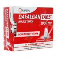 Dafalgantabs 1 G Cpr Pell Plq/8 à Hayange