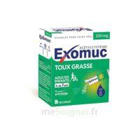Exomuc 200 Mg, Granulés Pour Usage Oral En Sachet 15 Sachets/2g à Hayange