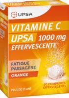 Vitamine C Upsa Effervescente 1000 Mg, Comprimé Effervescent à Hayange
