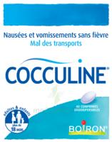 Boiron Cocculine Comprimés Orodispersibles B/40 à Hayange